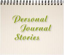 Personal journaling stories