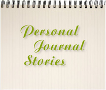 Personal journaling stories