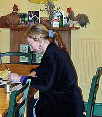 Mari journaling