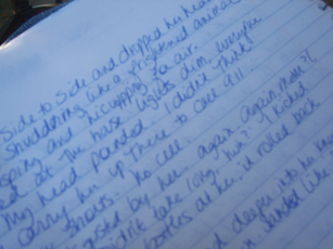 Journaling post by Mary Jo Campbell