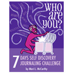 who are you Journaing Challenge