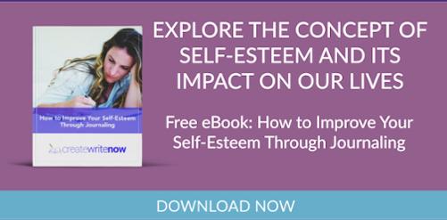 how to improve your self-esteem through journaling
