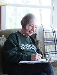 Author Kay Butzin - Shares Thought on Journaling for Writers.jpg
