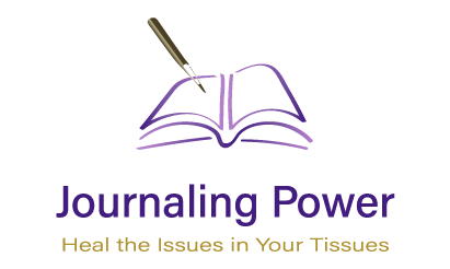 Journaling Power Logo for CreateWriteNow - Journaling for Therapy and Self Improvement