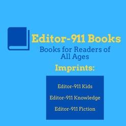 Books logo for Editor 911  (2)