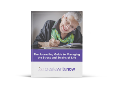 the journaling guide to managing the stress and strains of life cover