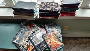 Elizabeth Garber - Journal Collection - How Journaling Helped Me Become a Writer