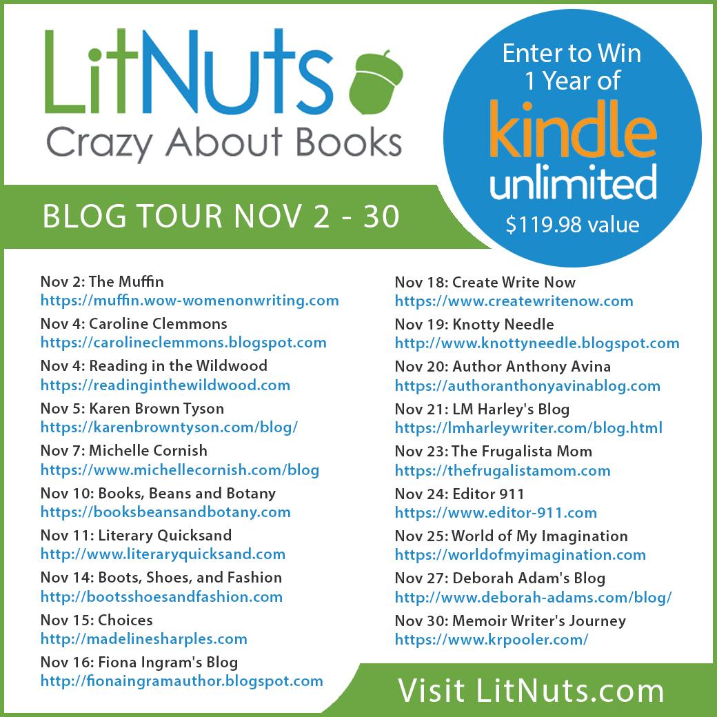 LitNutsBlogTour