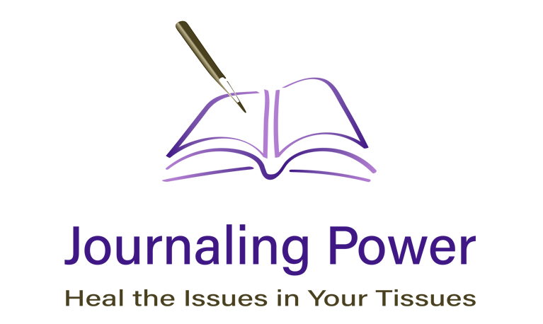 Journaling Power Logo for CreateWriteNow - Journaling for Therapy and Self Improvement_1