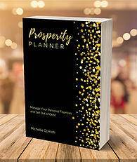Prosperity Planner Cover
