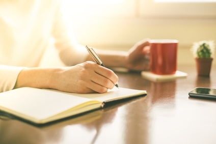 Journaling for Writers - Tips from Author Kay Butzin.jpeg