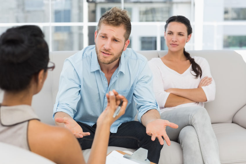 manage stress caused by bad marriage