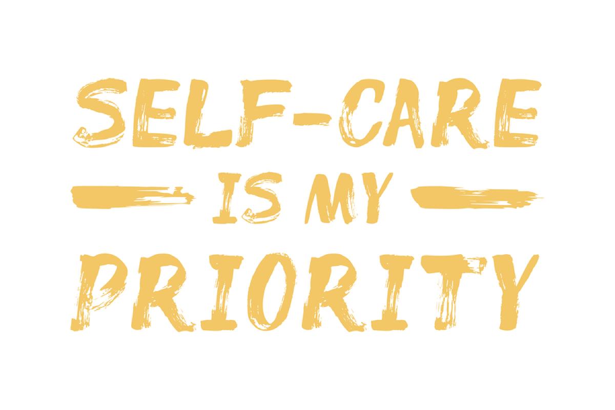 salef-care-priorities