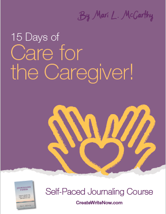 15 Days of Care for the Care Giver- Self-Paced Journaling Course - eBook Cover.png