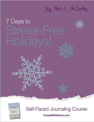 7 Days to Stress Free Holidays - Self-Paced Journaling Course - Ebook Cover.png