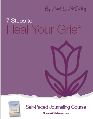7 Steps to Heal Your Grief - Self Paced Journaling Course - eBook Cover.png