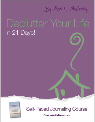 Declutter Your Life in 21 Days - Self-Paced Journaling Course - ebook cover.png