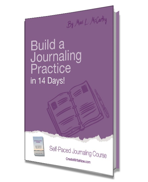 Build a Journaling Practice in 14 Days - Self Paced Journaling Course