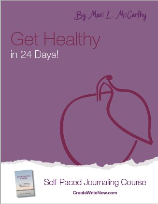 Get Healthy in 24 Days - Self Paced Journaling Course - eBook Cover.png