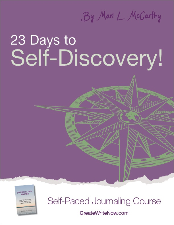 23 Days to Self Discovery - Self Paced Journaling Course.jpg