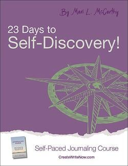 23 Days to Self Discovery - Self Paced Journaling Course
