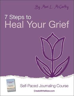 7 Steps to Heal Your Grief - Self Paced Journaling Course