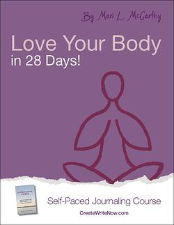 Love Your Body in 28 Days - Self Paced Journaling Course
