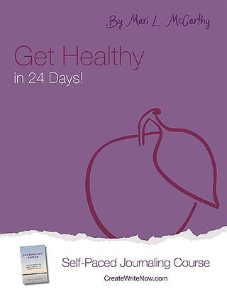 Get Healthy in 24 Days - Self Paced Journaling Course - eBook Cover.jpg