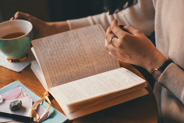 journaling space