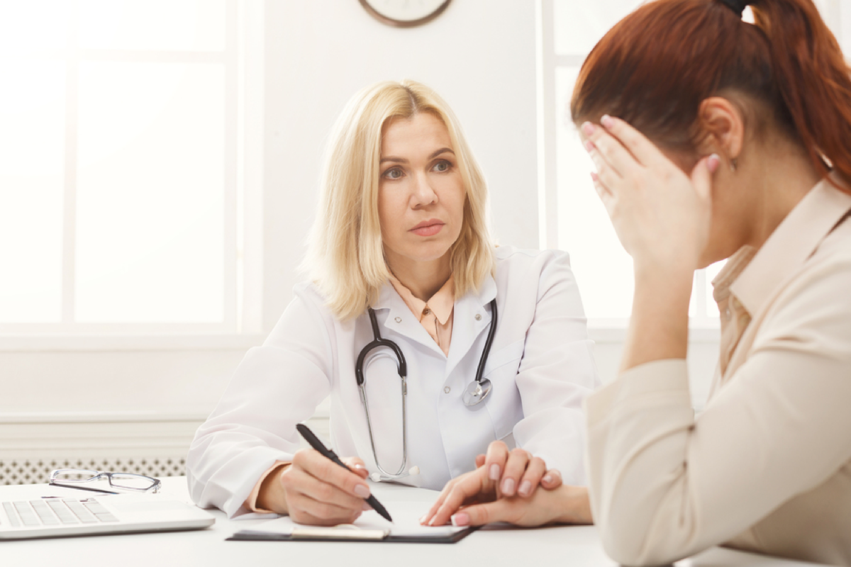 Manage Stress when Interacting with Medical Establishment