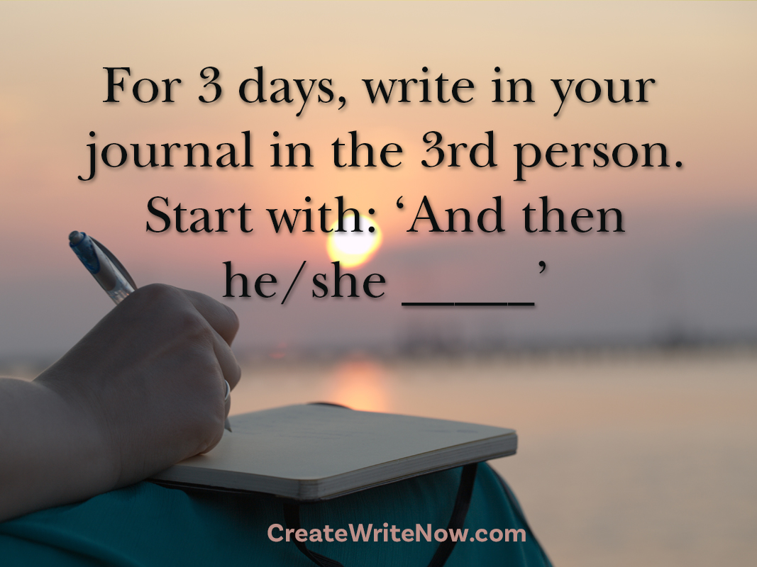 Journaling Prompts #372 - 3 For 3